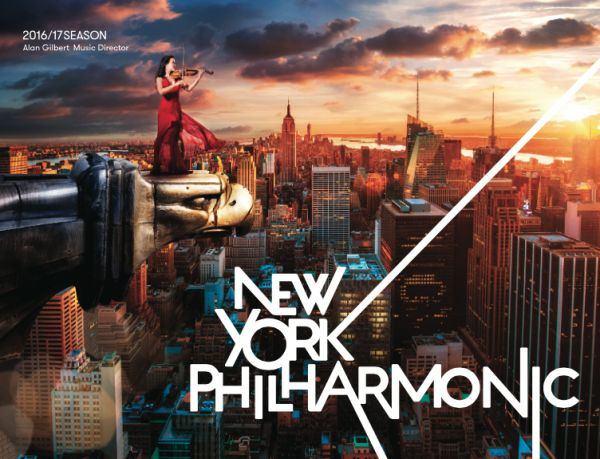 David DREBIN for The NY Philharmonic