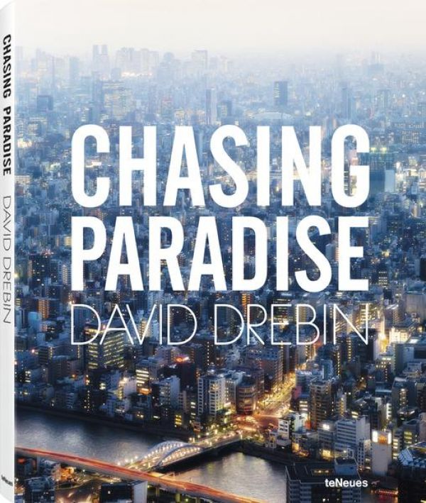 David DREBIN New Book CHASING PARADISE