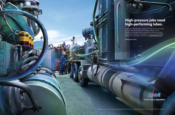 Christoph MORLINGHAUS  For BBDO / EXXON MOBIL