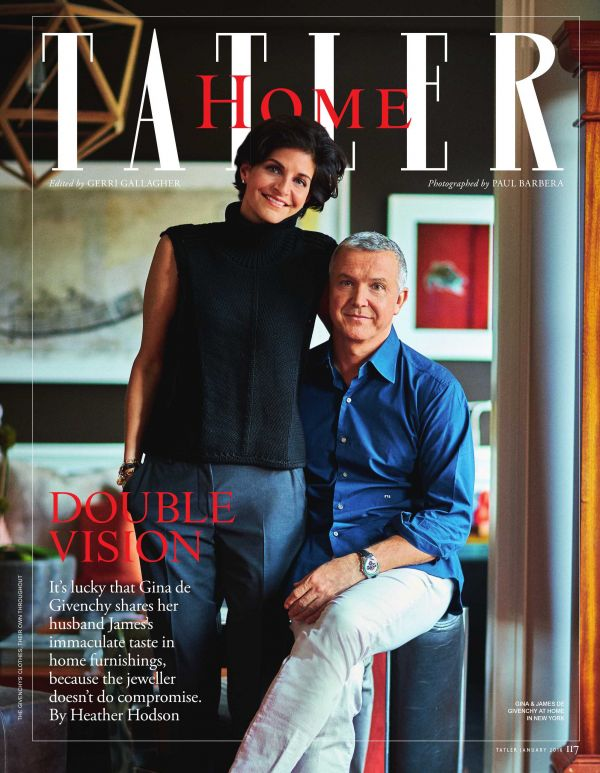 Paul Barbera For TATLER Home
