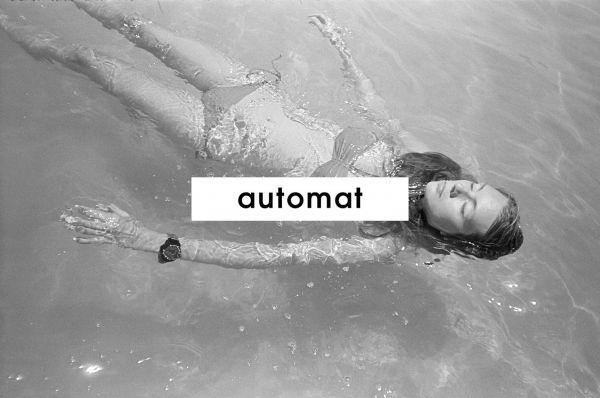 David Shama For Automat Watches