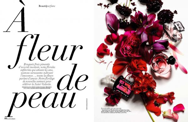 Isabelle Bonjean for Madame Figaro