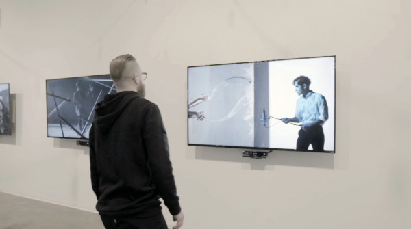 Satellite Lab for Microsoft // Interactive Portraits