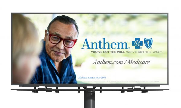 Paul Barbera for McGarryBowen / Blue Cross Blue Shield / Anthem