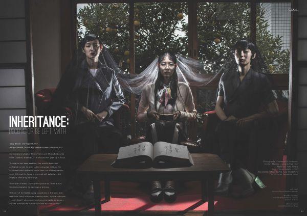 Formento and Formento for Cole Magazine