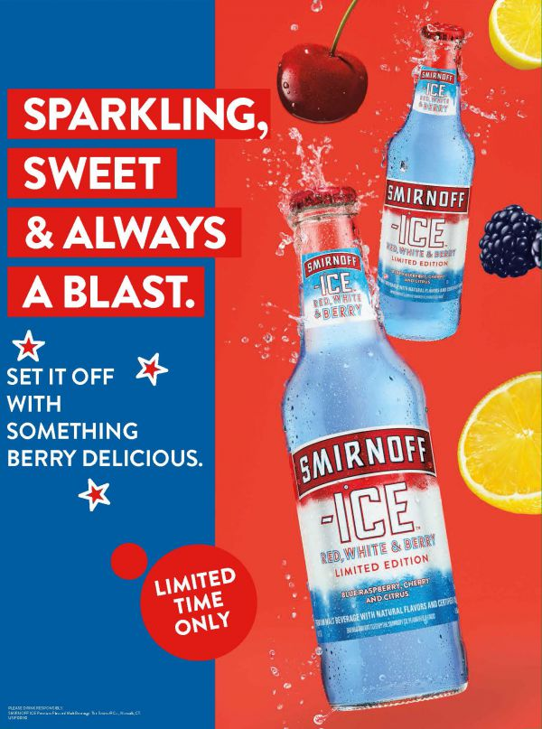 Claire Benoist for Smirnoff