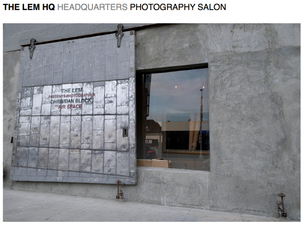 Gene Lemuel Photography Salon Grand Opening