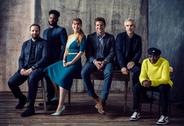 Bill Phelps Directors Roundtable for Hollywood Reporter