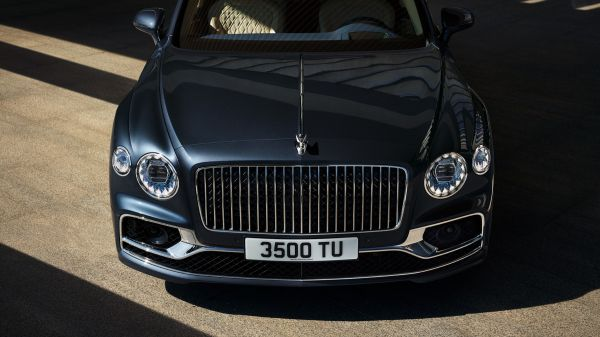 Marc Trautmann for the Bentley Flying Spur