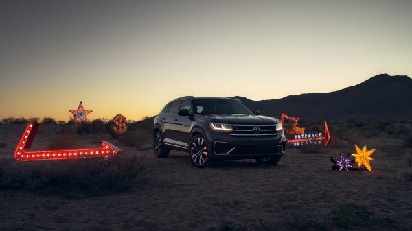 Marc Trautmann for the new 2021 VW Atlas