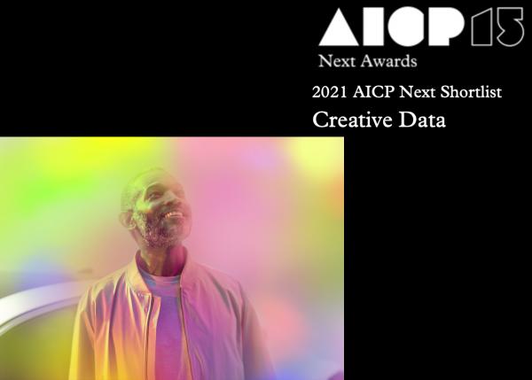 CASEY/Carlo Van de Roer shortlisted for the AICP Next awards!