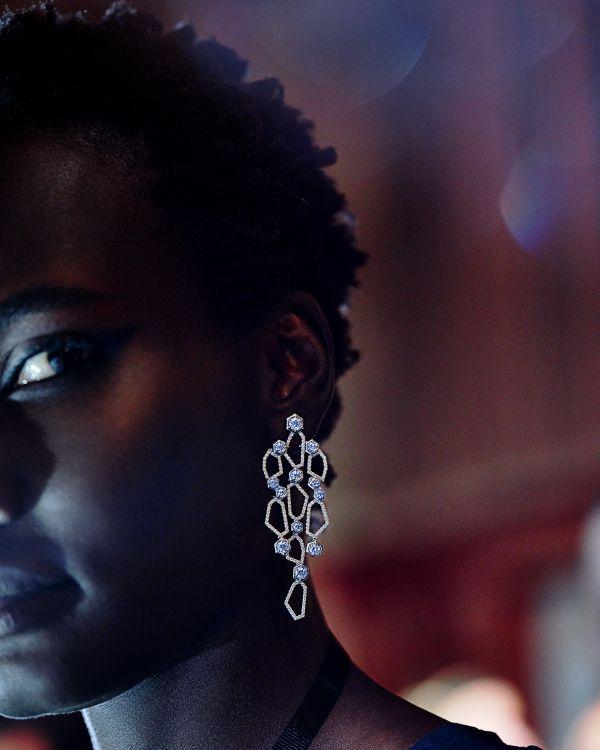 Christian Siriano + Luminous Diamonds @ NYFW by Claire Benoist