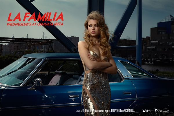 Commission:  NICK & CHLOE For La Familia: New Season