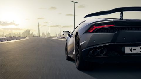 Lamborghini Huracán and Uras
