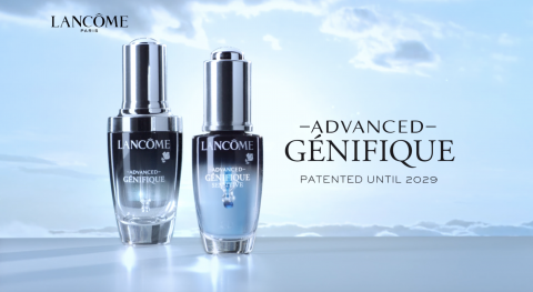 Lancome // Génefique