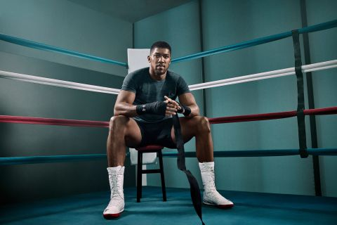 Under Armour Anthony Joshua